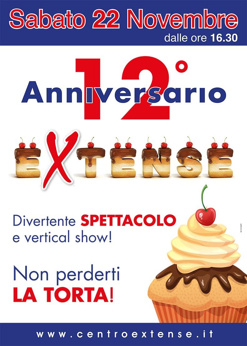 12° Anniversario del centro Commerciale Extense - 22 novembre 2014