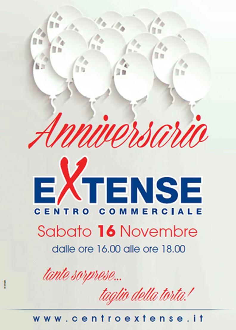 11° Anniversario Centro Commerciale Extense - 16 novembre 2013