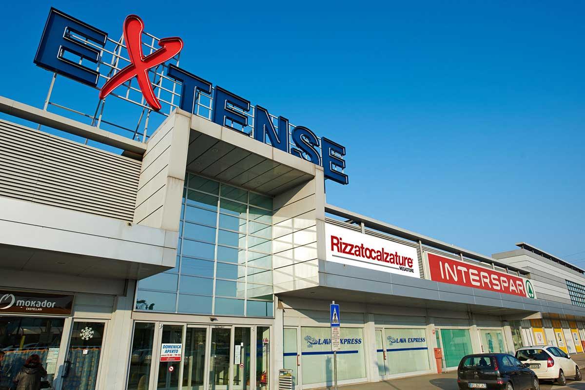 Extense – Centro Commerciale