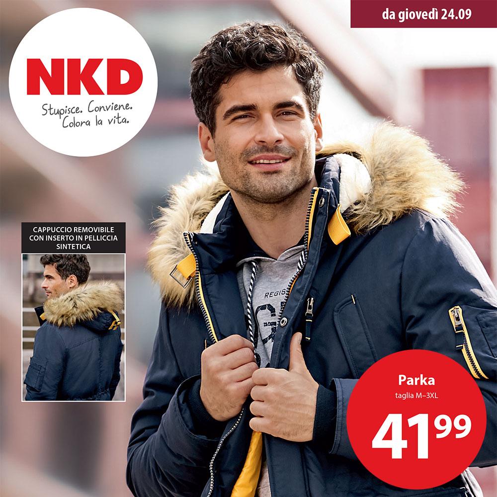 Autunno trendy NKD - Offerte valide dal 24 settembre