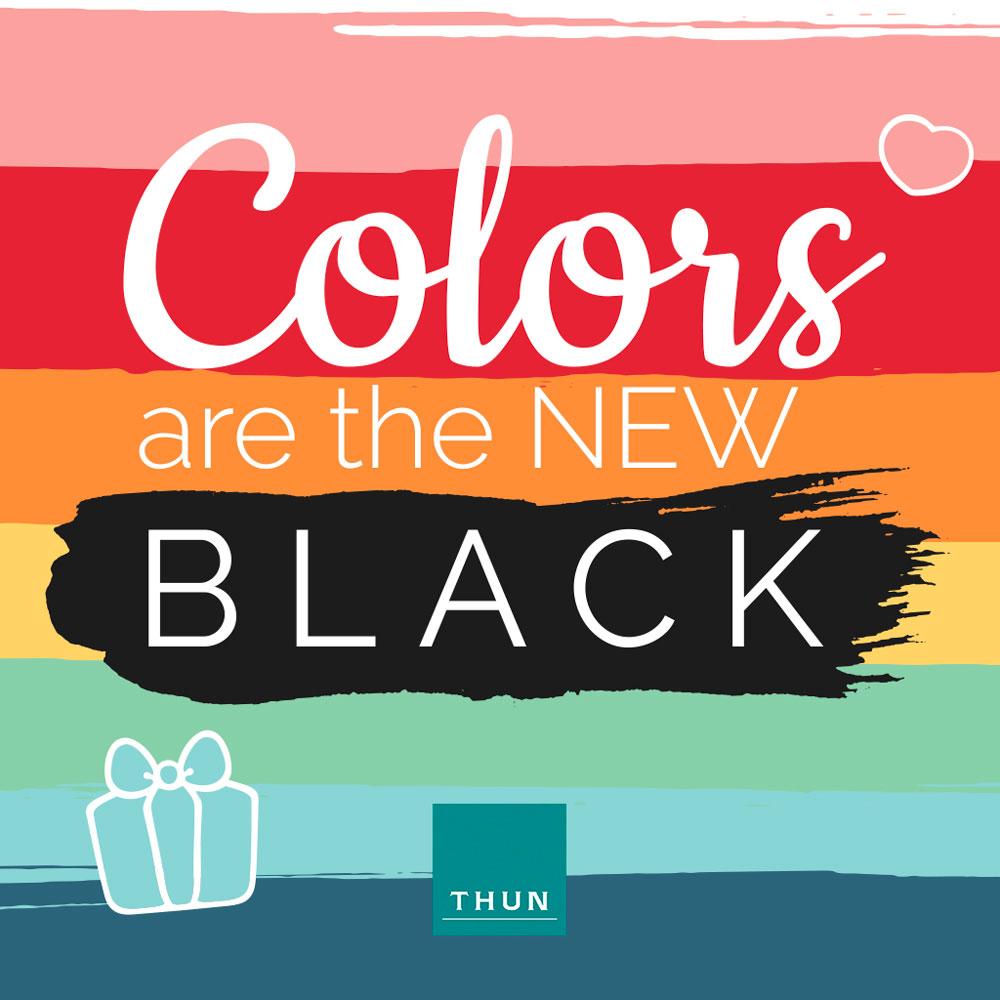 COLORS ARE THE NEW BLACK! - Offerta Maison&Objet dal 17 novenbre al 7 dicembra 2020