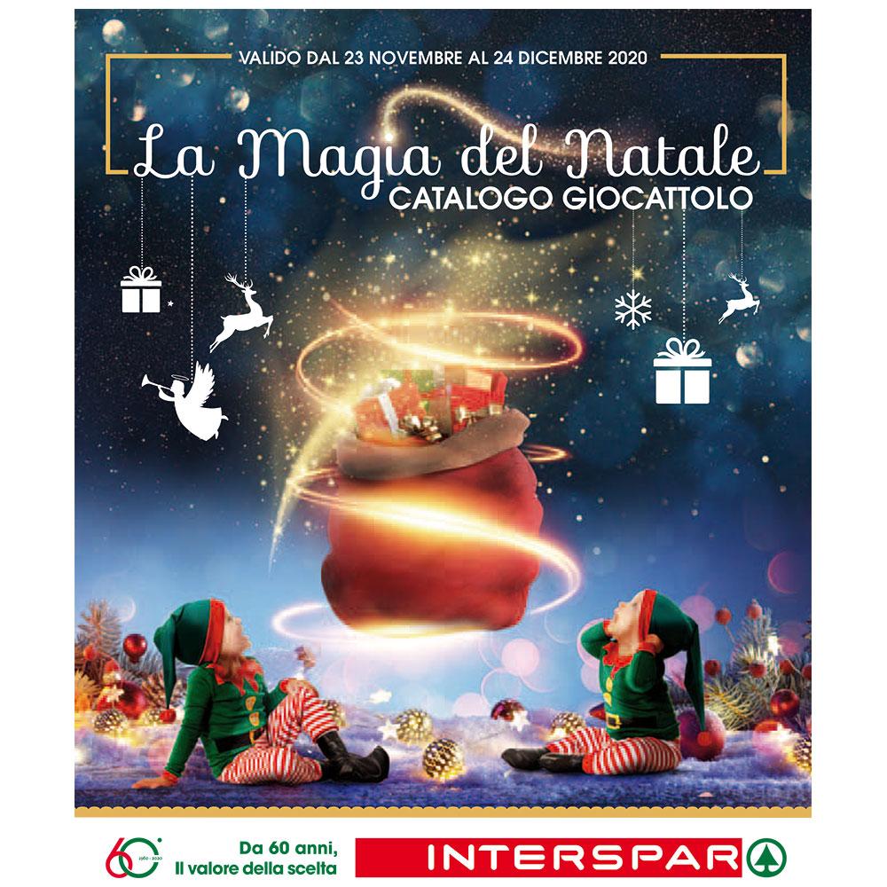 Offerta Interspar - La Magia del Natale - Valida dal 23 novembre al 24 dicembre 2020