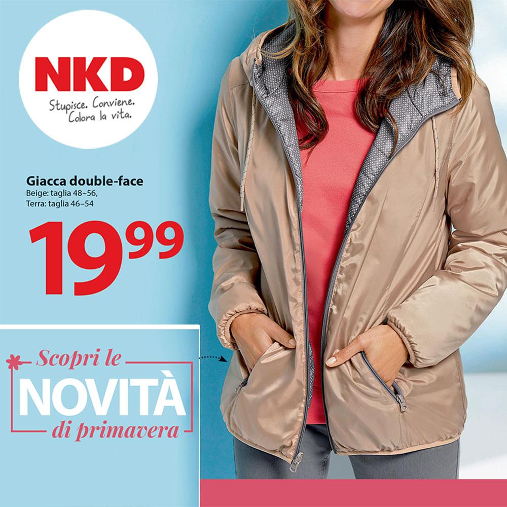 Offerta NKD - Scopri le novità di primavera - Da giovedì 28 gennaio 2021