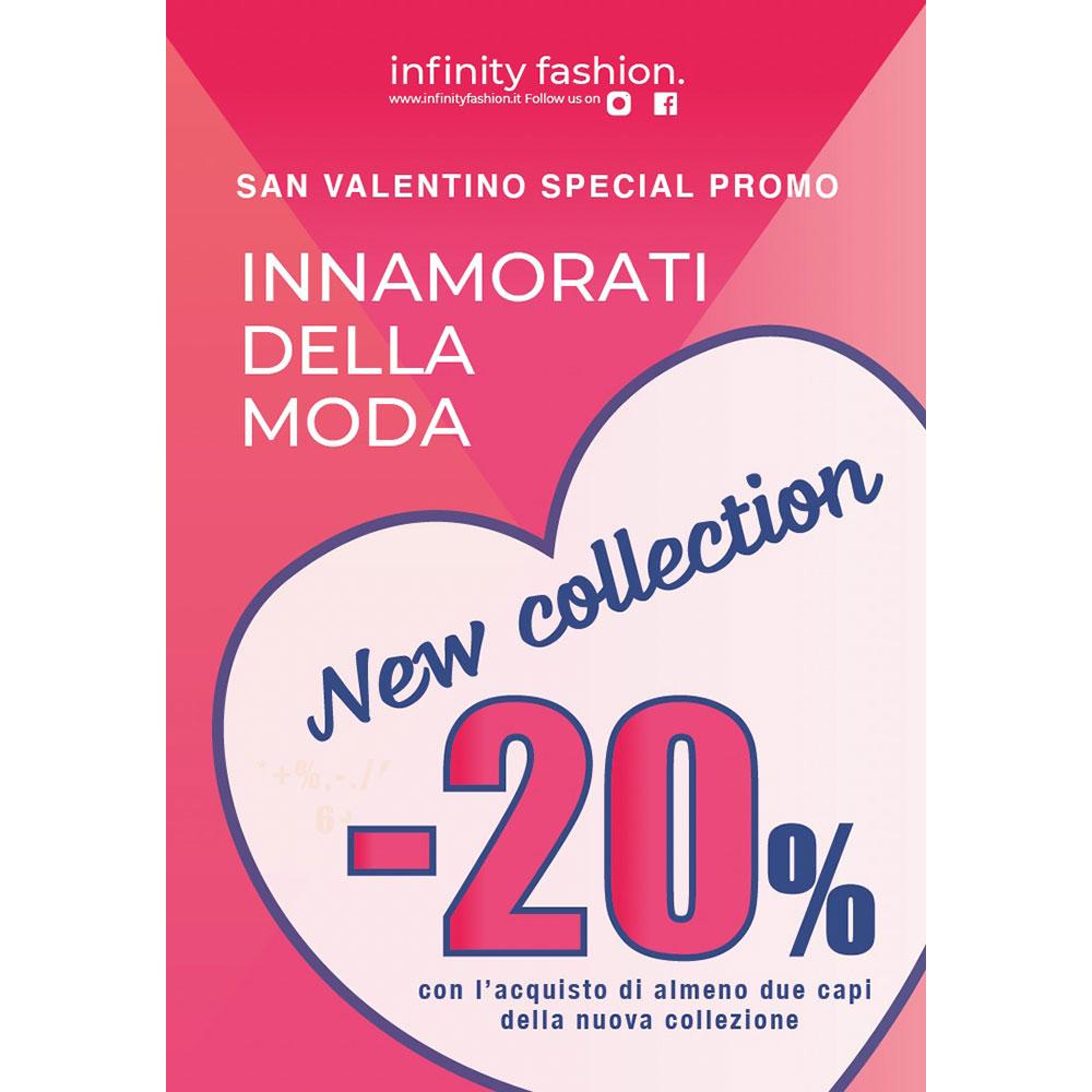Promo San Valentino - infinity fashion