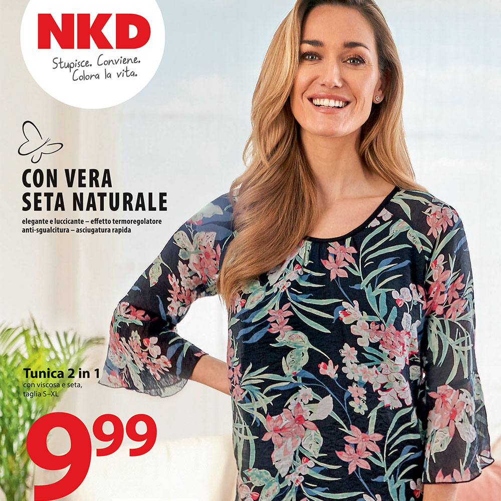 Offerta NKD - Scopri le novità! - Dal 15 aprile 2021