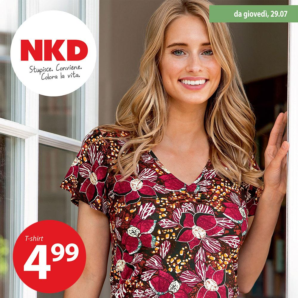 Offerte Estate NKD - Da giovedì 29 luglio 2021