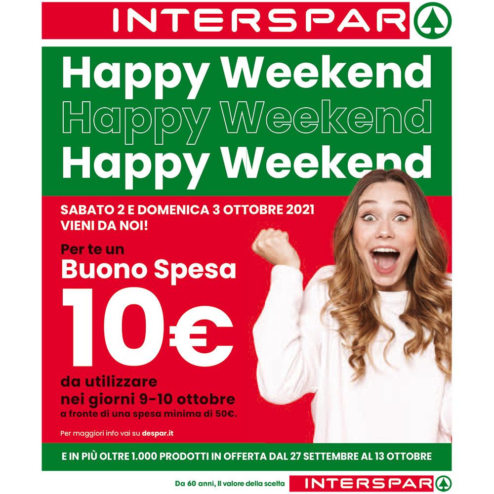 Promo Interspar - Il Risparmio è maxi - Valida dal 27 settembre al 13 ottobre 2021