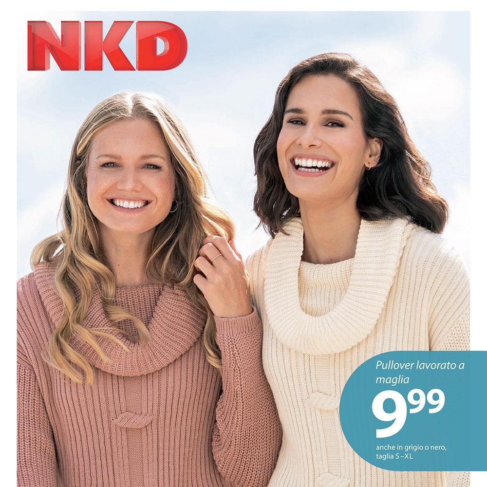 Offerte NKD - Da giovedì 14 ottobre 2021